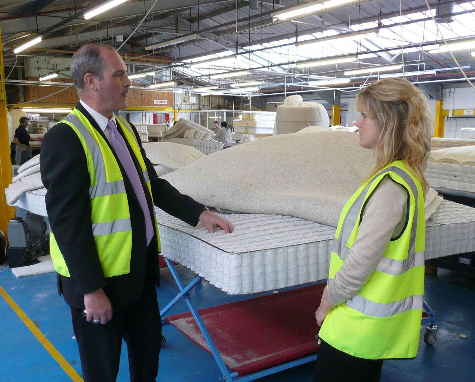 Park Grove research handcrafted mattresses