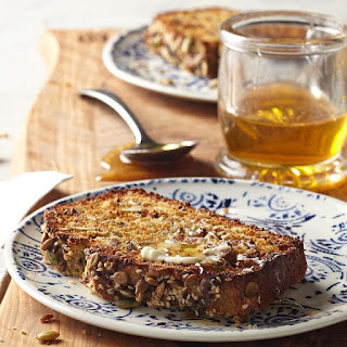 Seeded Whole-Grain Quick Bread.
