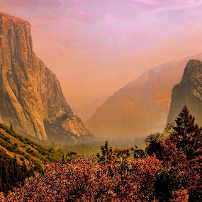 Spicy Yosemite by Natures Grenade - Landscapes Travel