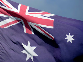 Photo: Flag of Australia