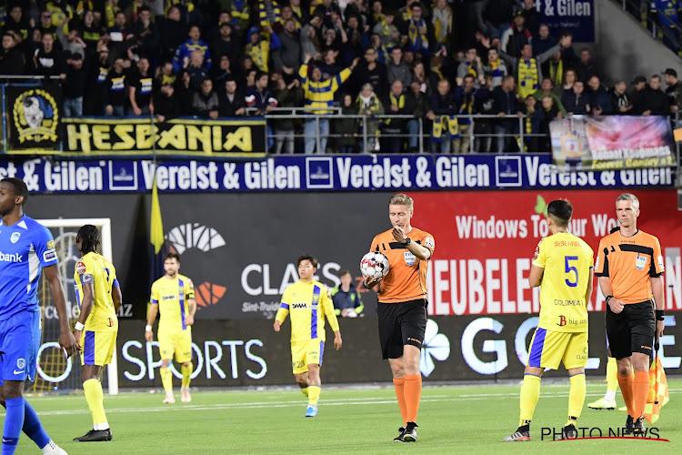 Voorzitter STVV wil reglement aanpassen om clubboetes door te spelen aan roekeloze fans