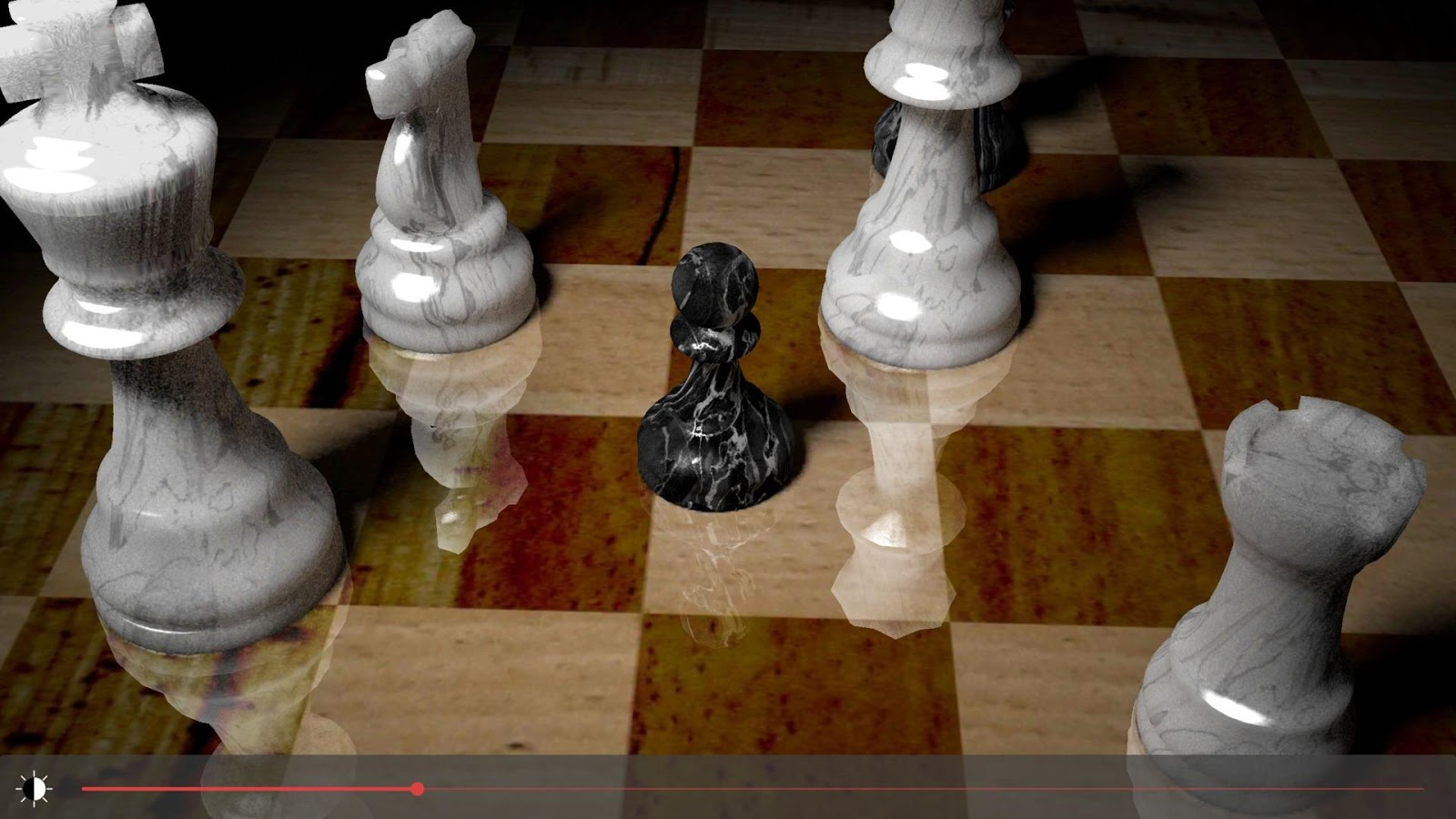 Chess Gyro 3D XL Parallax Live Wallpaper- screenshot