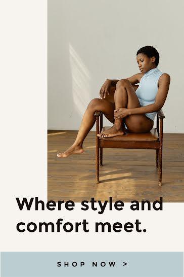 Style Meet Comfort - Pinterest Pin template