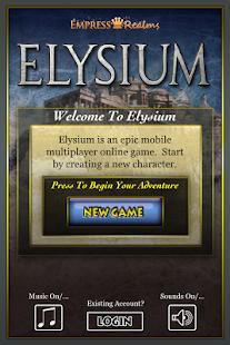 Elysium Fields - náhled