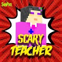 Skin Scary Teacher For Minecraft icon