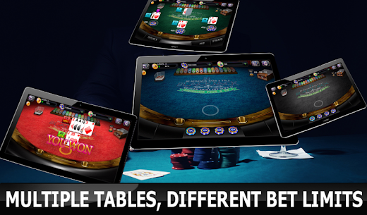 Blackjack: Experience real casino for game 21 1.0.27 Unlocked MOD APK Android 3
