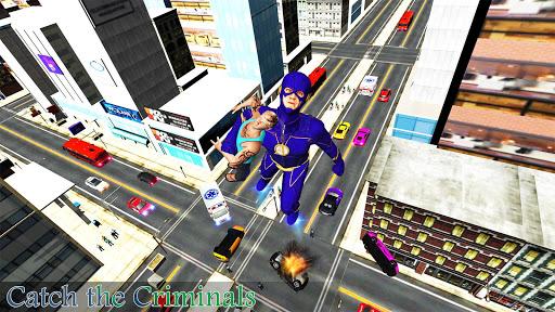 super speed rescue survival: flying hero games screenshot 3