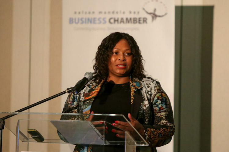 NMB Business Chamber CEO Nomkhita Mona