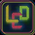 Multi LED Banner: Glow Sticks icon