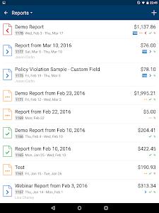 Radius Expenses screenshot 7