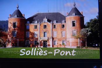 terrain à Sollies-pont (83)