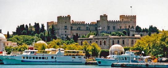 Photo: 2001-06-26. Rhodos oude stad   Rhodes old city.  www.loki-travels.eu