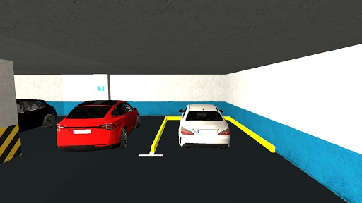 Realistic Car Parking screenshot 3