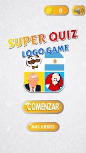 Super Quiz Logo Game 1