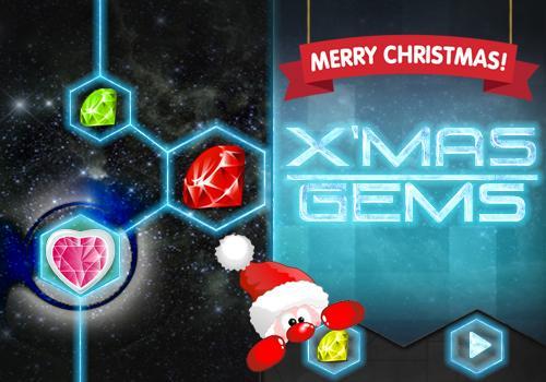Christmas Gem Blast Deluxe