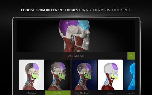 Anatomyka - Interactive 3D Human Anatomy 1.1.1 screenshots 13