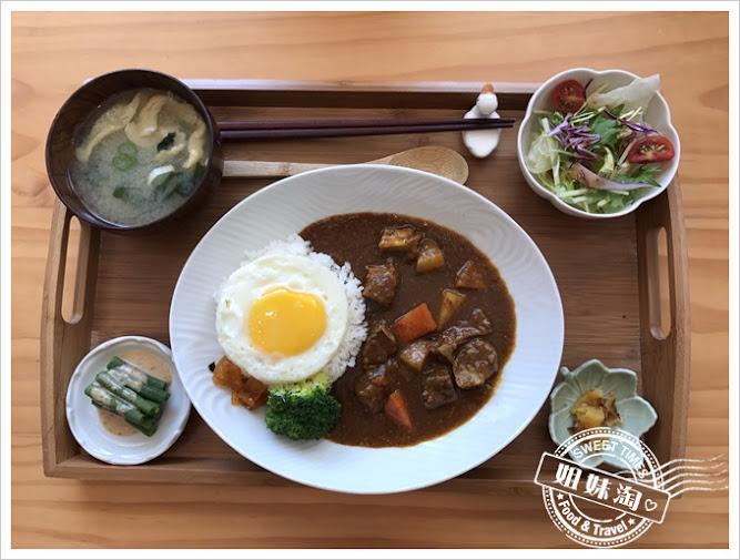 小野食堂-牛肉咖哩