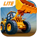 Kids Vehicles: Construction Lite toddler puzzle APK