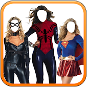 Superwoman Photo Suit