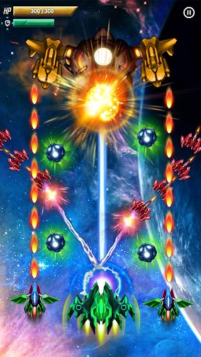 Galaxy Attack : Space Shooter  captures d'écran 1