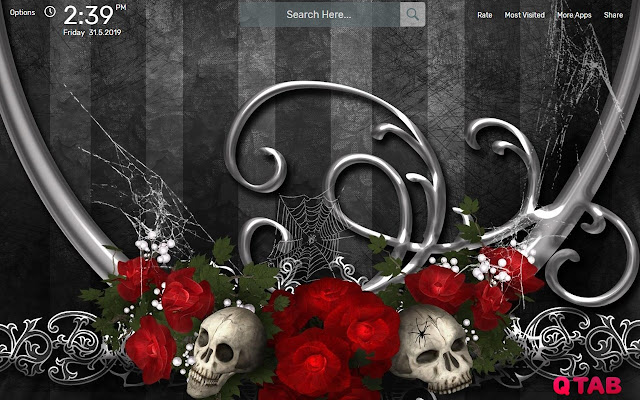Gothic Wallpapers Hd Theme