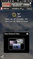 Screenshot of StormTrack8
