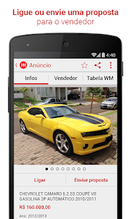 Webmotors - Comprar carros- screenshot thumbnail