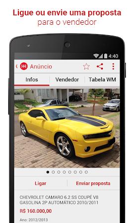 Webmotors - Anunciar Carros 2.0.10 screenshot 650239
