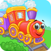 Railway: train for kids