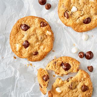 NESTLÉ® TOLL HOUSE® Triple Chip Cookies.