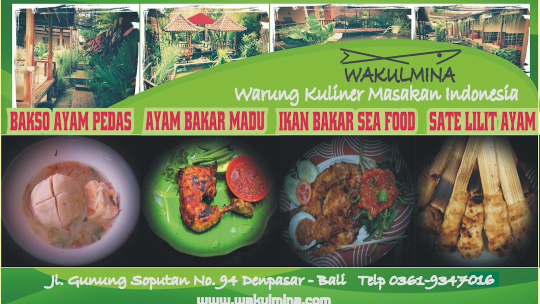 Warung Kuliner Wakulmina Restaurant