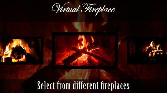 Virtual Fireplace- screenshot thumbnail