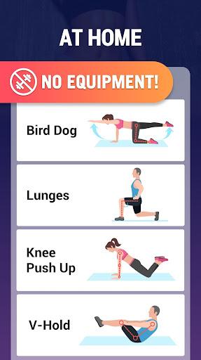 Fat Burning Workouts - Lose Weight Home Workout 1.0.10 Screenshots 14