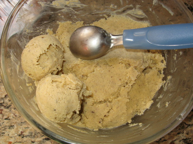 Сладолед ванилия
