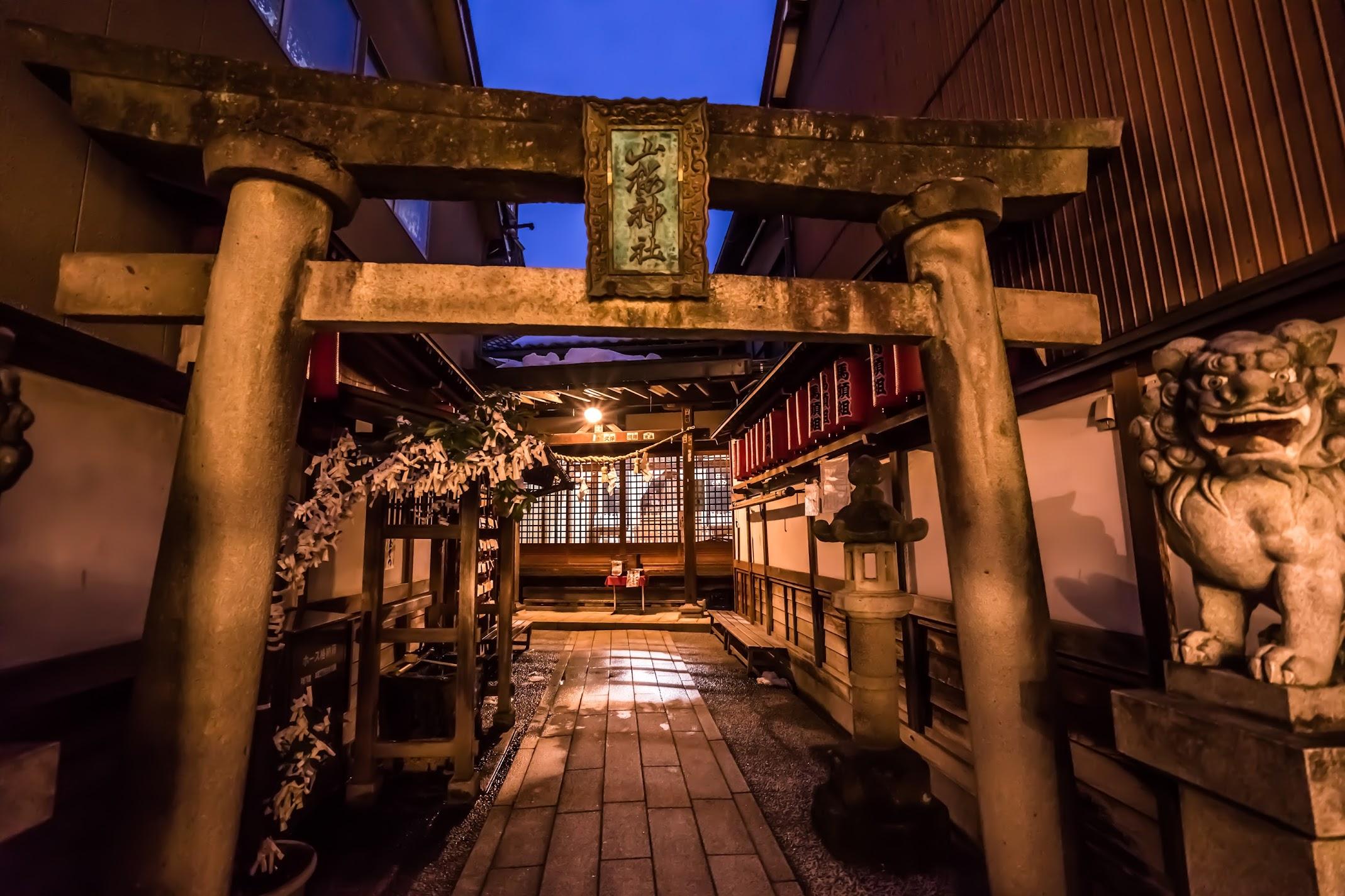 飛騨高山 山桜神社2