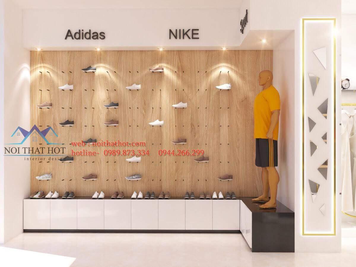 thiết kế shop thời trang sm 2