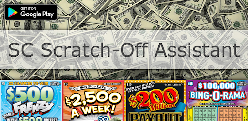Scratch-Off Guide for South Carolina State Lottery - Apps on