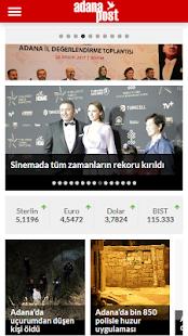 Adanapost Haber Portalı - náhled