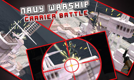 Warship Navy Battle: Gunship