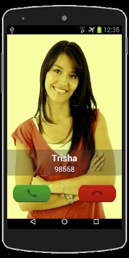 Full Screen Prank Call