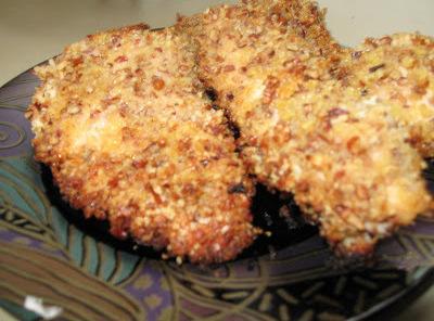 Easy Honey-nut Chicken Recipe