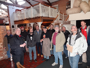 Photo: No beer lover should miss the tour of the National Brewery Centre in Burton-Upon-Trent.