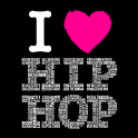 Hip Hop music radio icon