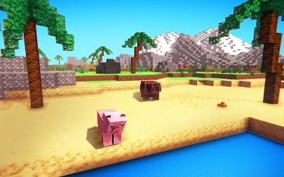 Sandbox Exploration 3D Pro APK screenshot thumbnail 3