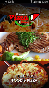 Homemade Pizza & Steaks- screenshot thumbnail
