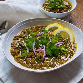 Aromatic Tamarind Lentil Curry