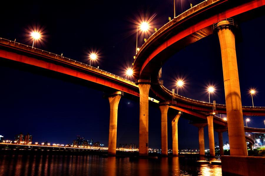 Bridge by Rinto Budy - Buildings & Architecture Bridges & Suspended Structures