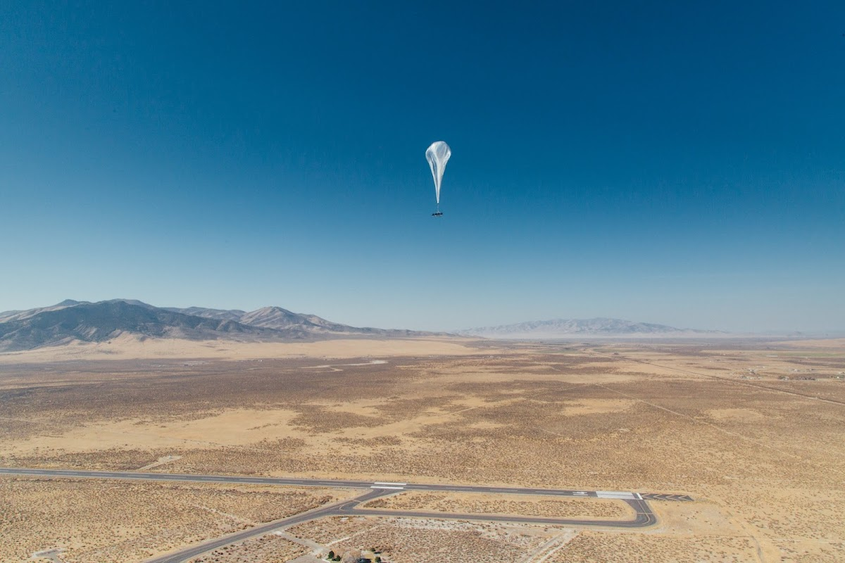 Loon's internet balloons approved to fly in Kenya
