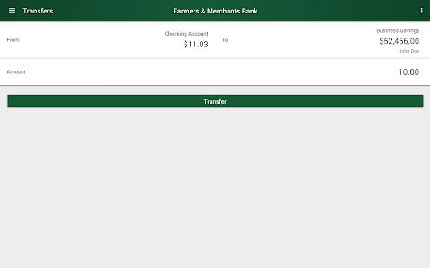 F&M Bank screenshot 12