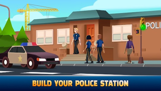 Idle Police Tycoon MOD (Free Shopping) 1